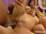 Satine Phoenix And Jessica Bangkok -  Creampie And Facial