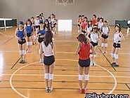 Amateur Japanese teens exposed playing part5