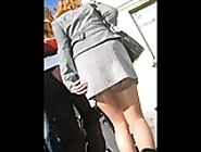 real girls, real life stockings in the street... spy cam upskirts aplenty ih this one