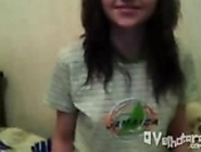 Delicinha mostrando o cuzinho dela na webcam by ovelhotarado