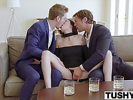 Marley decides to spice things up by meeting up with two male models. After a few drinks, thing...