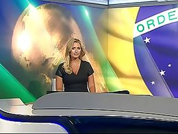 Huge tits and curves on the bangable Scottish Sky Sports News HQ presenter, Hayley McQueen.