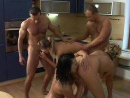 Best Amateur record with Gangbang, Fingering scenes
