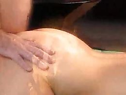 Hot short gray hair cougar getting fucked doggy style. From 1999. Who is she, anybody know