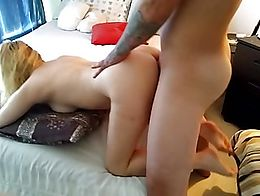 Cindysinx trading some first class pussy for some first class weed with a hot young guy barebac...