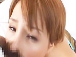 Horny asian milf needs two cocks to satisfy her lust
