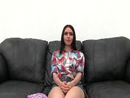 Backroom Casting Couch - Katrina