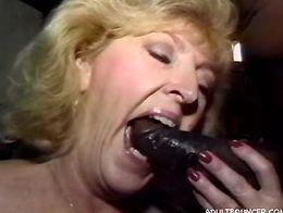 Granny Sex Orgy