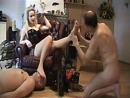 Maria Valeta-Feet Trampling 2