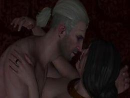 The Witcher 3: Wild Porn/Sex with Sasha