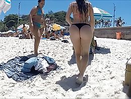 Awesome ass underwater