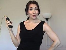 Tara Tainton Exclusive POV Video Experience featuring: interrogation female domination bondage ...