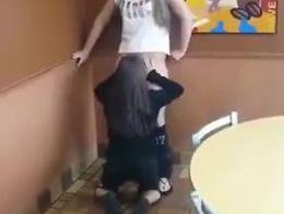 Amateur lesbians public pussy lick