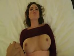 Mom Teasing Son For Sex