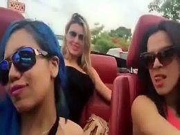 Luna Bella y 2 Putas en Cancun by amateurmex.com