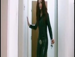 Dark Widow - Laughing Gas Tickling Superheroine - Preview