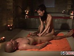 lingam massage video