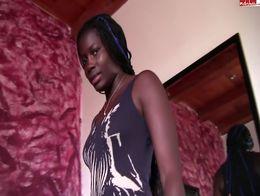 Exotic Amateur clip with Interracial, POV scenes