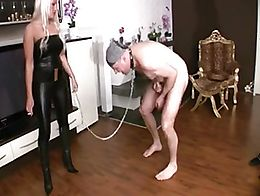 Two  Mistress,s  One  Slave