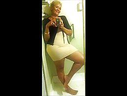 Charming latin woman with nice body.