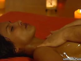 Beautiful erotic massage from exotic india and the great Eros Exotica HD.