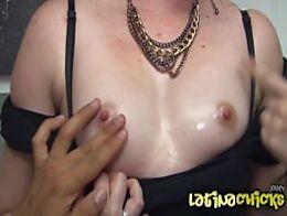 FULANAX.COM - Lucena Palacios La dulce venganza de la latina.mp4