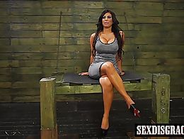 Fantastic alexa pierce gets punished 4