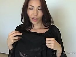 Tara Tainton Exclusive POV Video Experience featuring: female domination hypnosis role play pan...