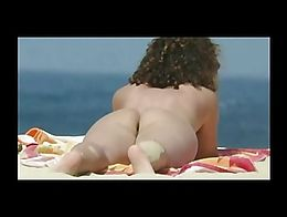 Summer heat ends with the girls-YOU-know daring to bare it all on vacation sands. And there lay...