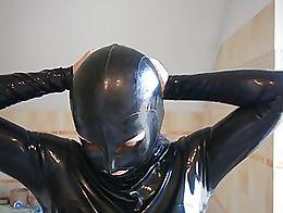 Cindysinx gas mask photoshoot part5