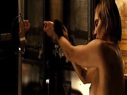 Katee sackhoff nude boobs and nipples