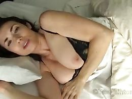 Tara Tainton Exclusive POV Video Experience featuring: taboo milf video series even when daddy&...