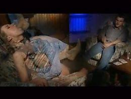 Bambola - Drunk blonde betrays her husband while he sleeps