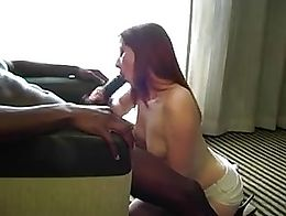 Red Head BBC Creampie