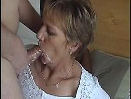 Christine follando