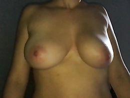 Large boobs nipples bouncing hangers saggers