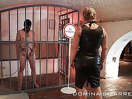image Subtitled bizarre elite japanese couple sex slave usage