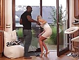 Shanie's new boyfriend was black, big, muscular and super-hot. He was also super irrespons...
