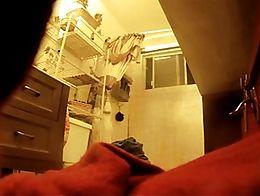 Sister spy hidden cam