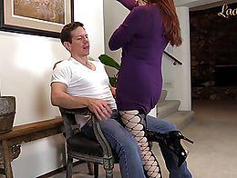 image Lauren phillips sexecutrix by laz amp lady fyre