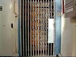 Private Investigator In An Elevator