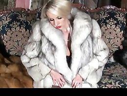 fur coat, fur sex