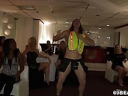 The Dancing bear is back with Blowjobs, blowjobs, and blowjobs! All these beautiful girls and n...