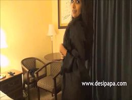 Indian Seductive Babe Naked In Hotel Room