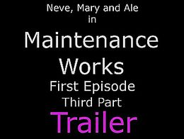 Maintenance Works - Part 3- Foot Fetish Trample