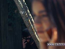 Brutal rough bound dp xxx If you're going to be a creepy stalker,...