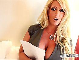 Pornstar Platinum presents a Milf threesome with Alura Jenson and Brandie Mae in a revenge arre...
