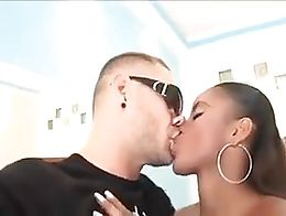 the epitome of the term #ForeighnBitch! exotic sexpot gets that work from the big homie nacho v...