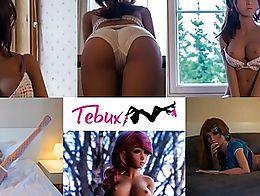 Visit www.tebux.com for 100+ sex doll models