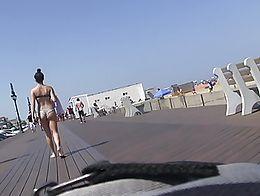 Bikini Babe Back n Front 1